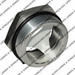 Visor de alumínio